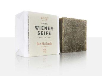 """Seife mit hochwirksamer Heilerde aus dem Salzsee """"Sivash®"""" - zum Duschen und Haarewaschen"""