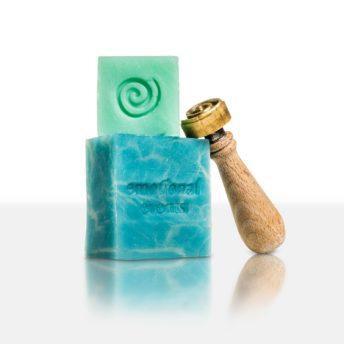 Geprägte Seife als Geschenk für Kunden, Mitarbeiter oder für besondere Anlässe.